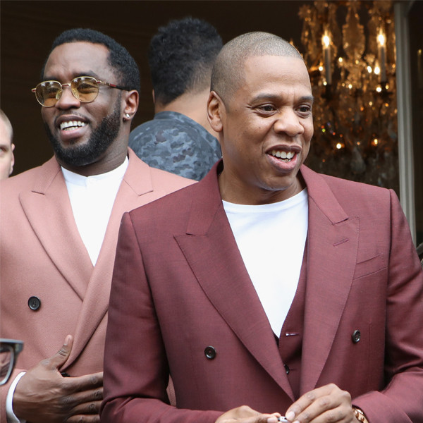 """Sean """"Diddy"""" Combs, Jay-Z"""