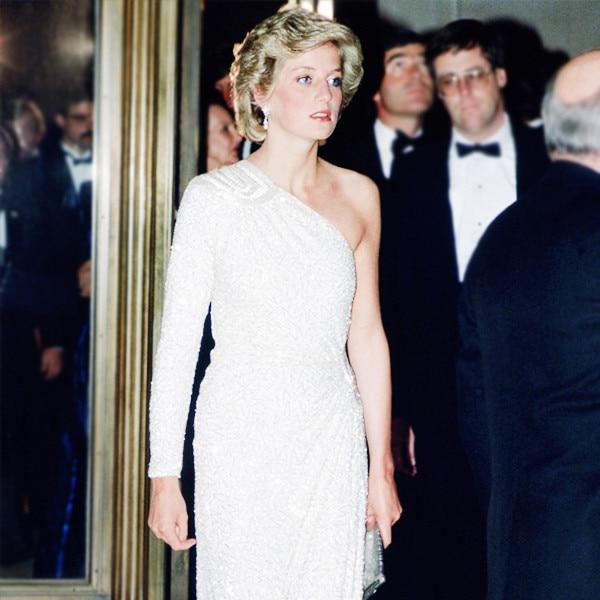 Princess Diana Style Retrospective