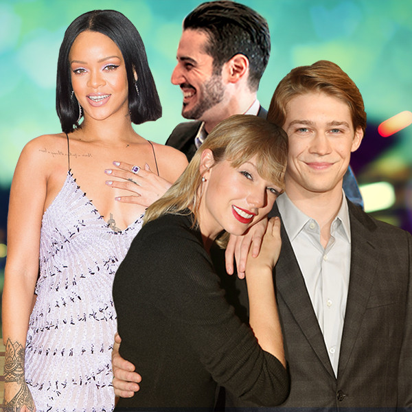 Summer Love, Rihanna, Hassan Jameel, Taylor Swift, Joe Alwyn