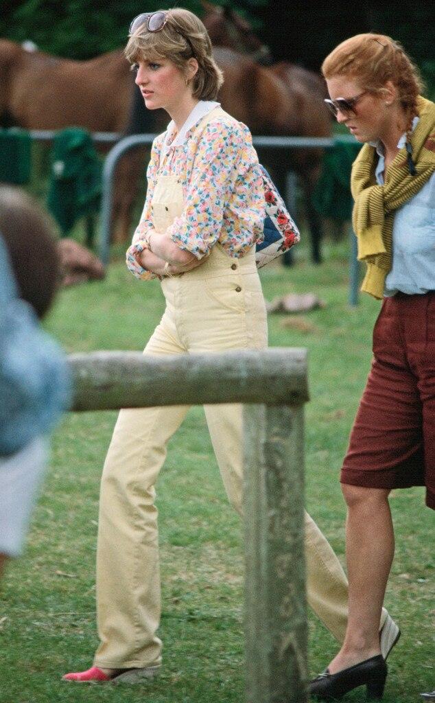 ESC: Princess Diana, Overalls