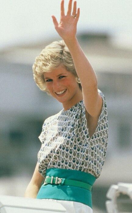 ESC: Princess Diana, Corset Belt