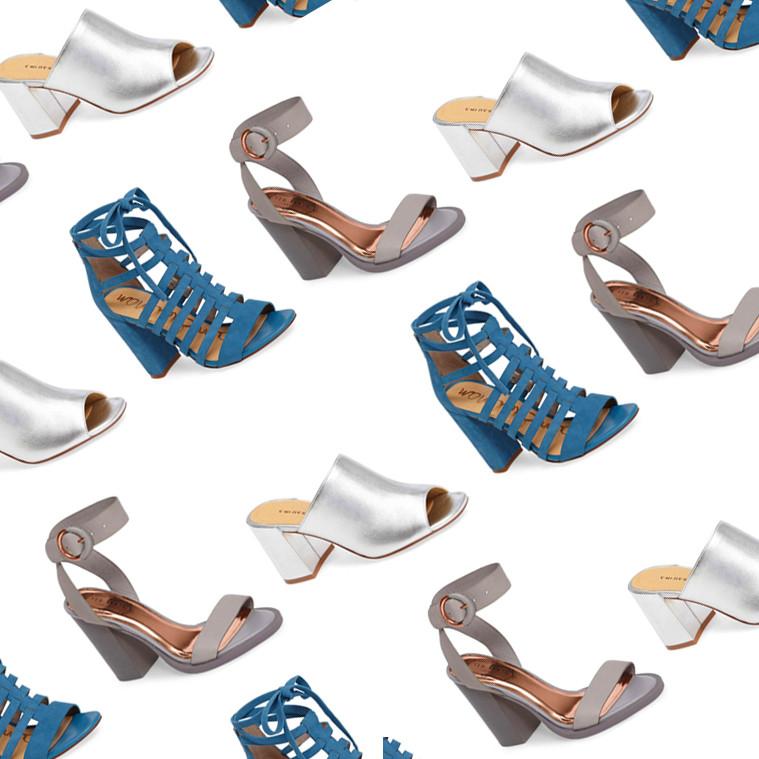 Branded: Block Heels