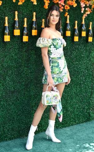 Kendall Jenner, Veuve Cliquot Polo Classic