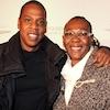 Jay-Z, Gloria Carter