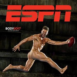 Julian Edelman, ESPN Body Issue