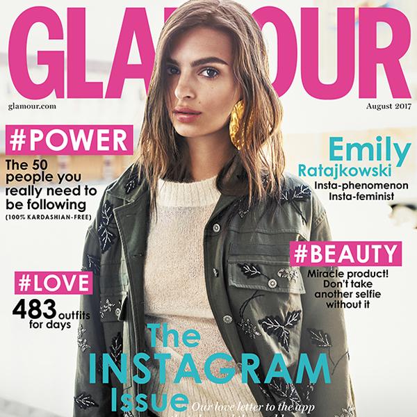 Emily Ratajkowski, Glamour