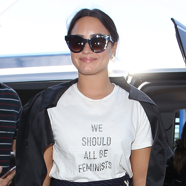 Demi Lovato, LAX
