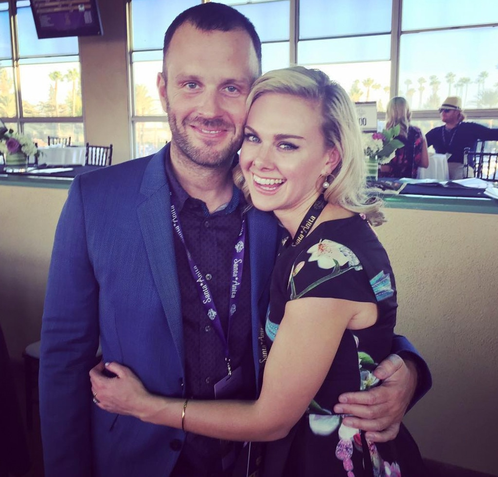 Laura Bell Bundy Gets Married At A Horse Racetrack