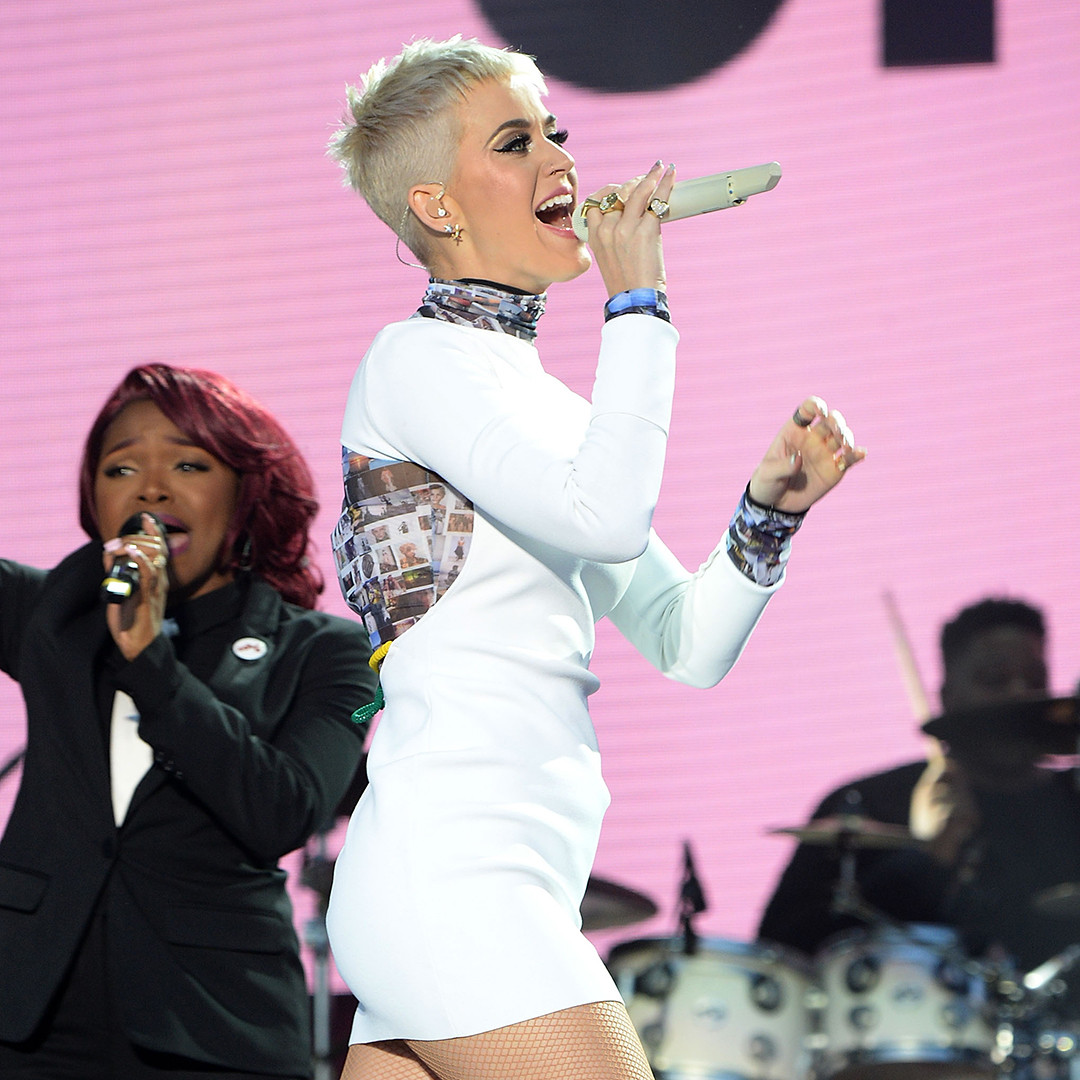 One Love Manchester Benefit Concert, Katy Perry, Instagram