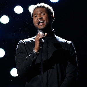 Usher, The Voice