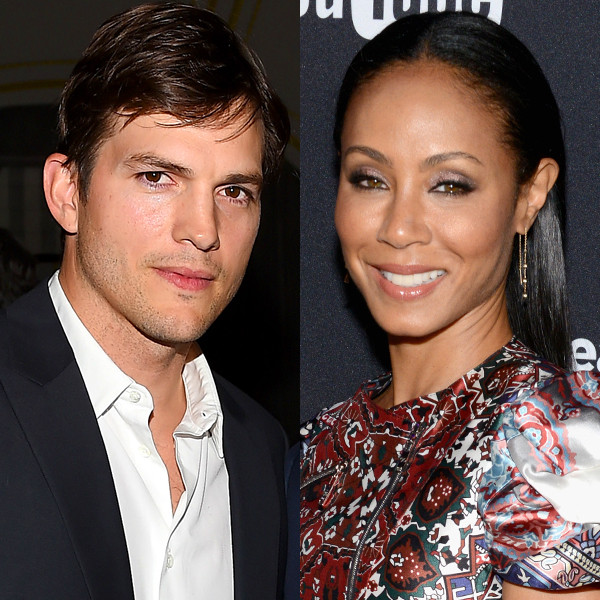 Ashton Kutcher, Jada Pinkett Smith