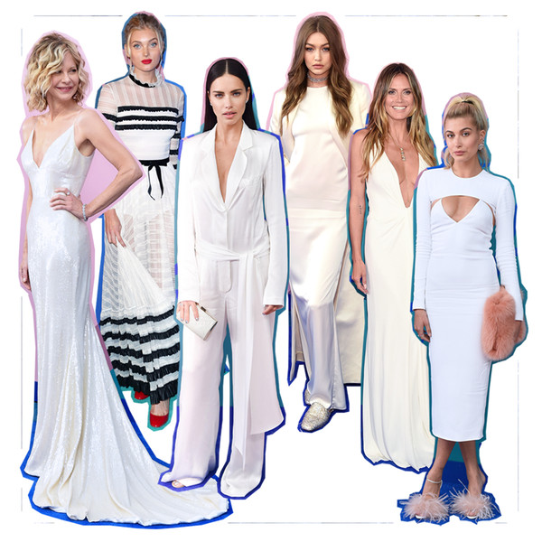 ESC: CFDA Trends, Meg Ryan, Adriana Lima, Elsa Hosk, Gigi Hadid, Heidi Klum, Hailey Baldwin