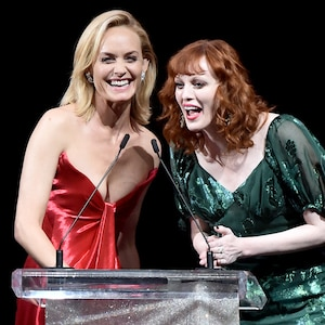 Amber Valletta, Karen Elson, 2017 CFDA Fashion Awards