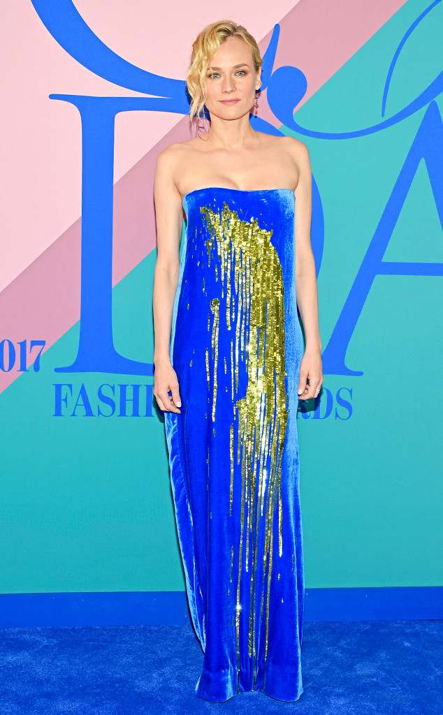 CFDA Awards 2017, Diane Kruger