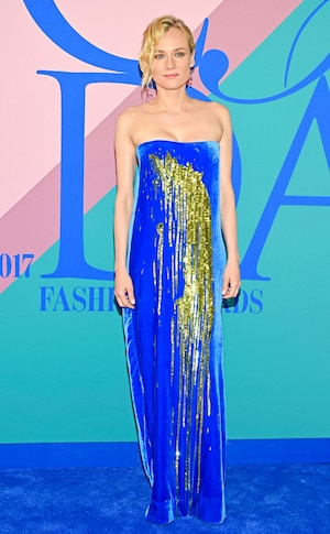 CFDA Awards 2017, Diane Kruger