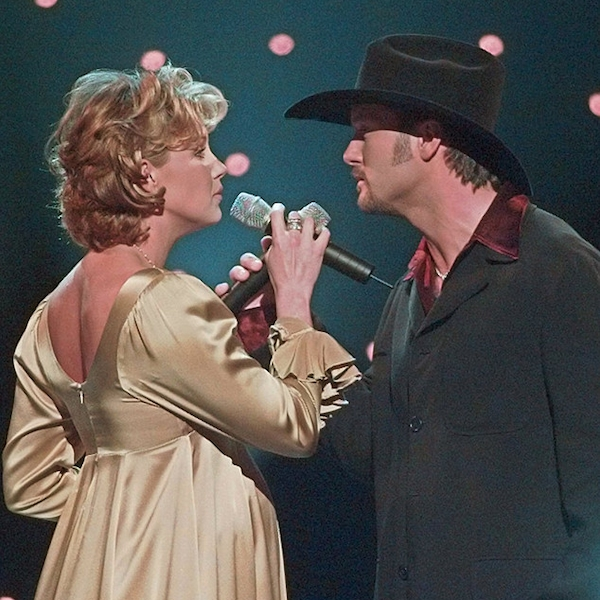 Tim Mcgraw And Faith Hill Wedding: All That Glitters... From Faith Hill & Tim McGraw Romance