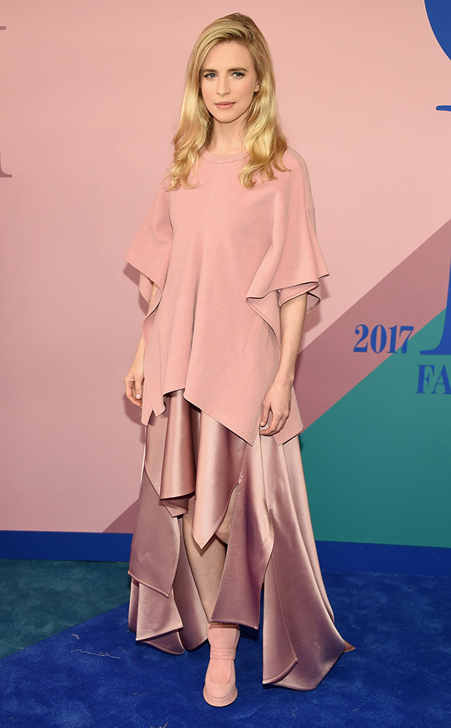 CFDA Awards 2017, Brit Marling