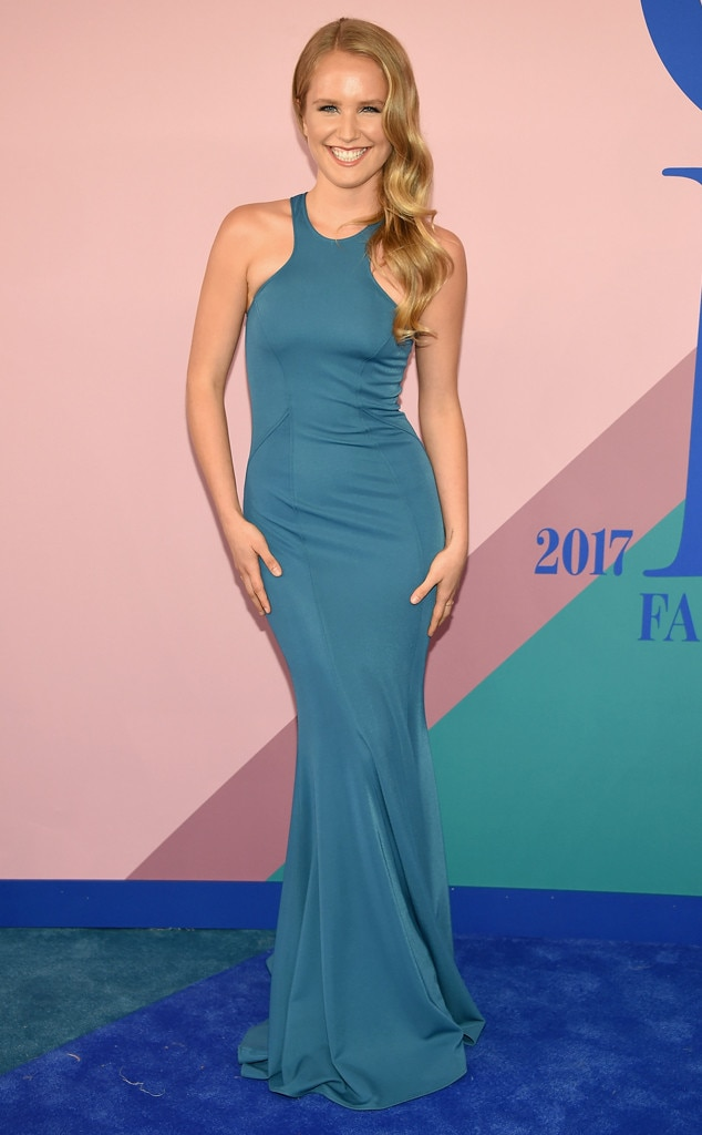 cfda fashion awards 2017 red carpet arrivals see mandy