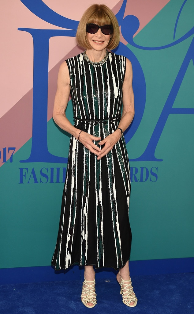 CFDA Fashion Awards 2017 Red Carpet Arrivals: See Mandy ...