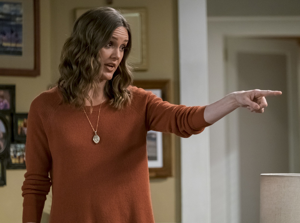 Erinn Hayes, Kevin Can Wait