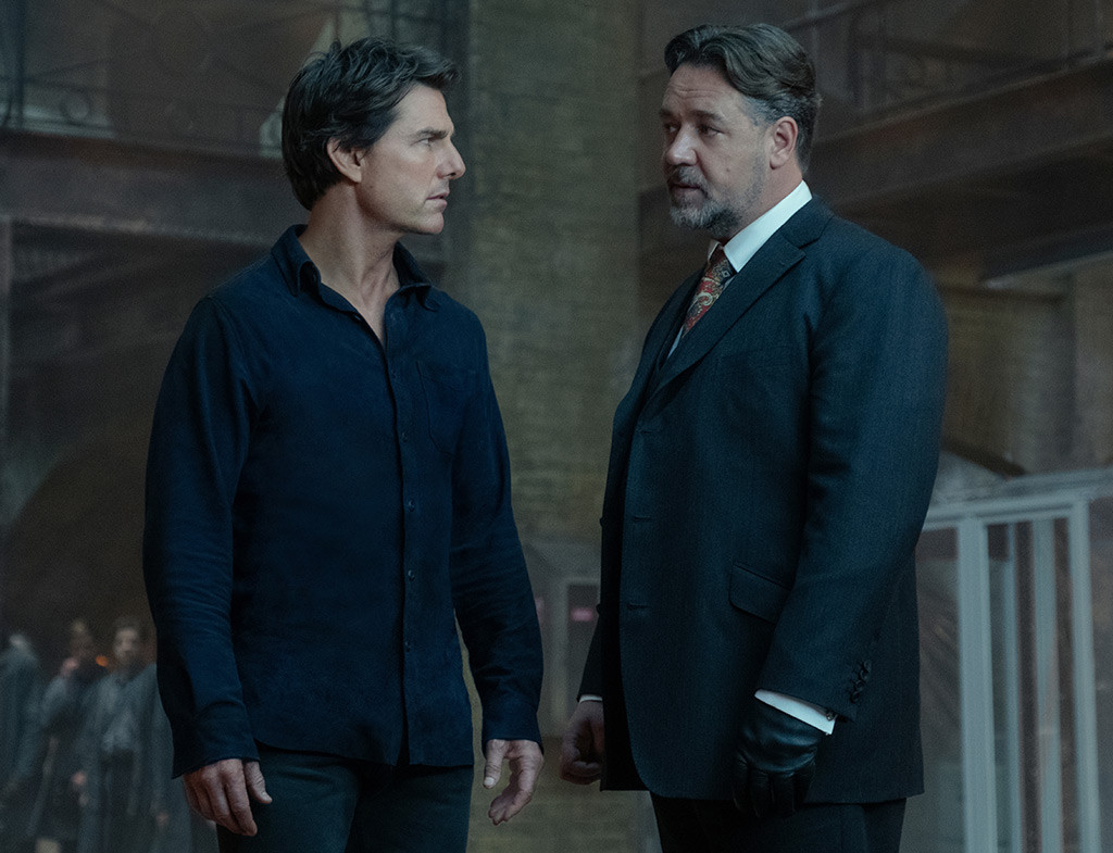 The Mummy, Tom Cruise, Russell Crowe