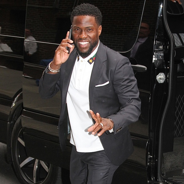 Kevin Hart's challenge fuels big bucks A-list donations for hurricane aid