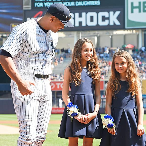Alex Rodriguez, Ella, Natasha