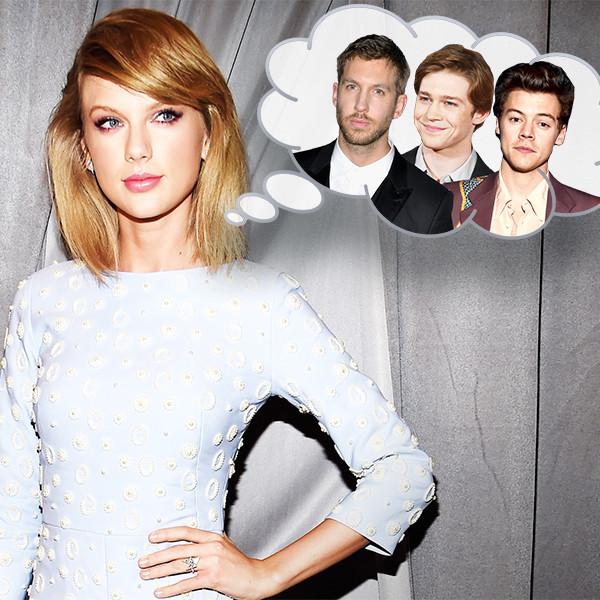 Taylor Swift, Calvin Harris, Harry Styles, Joe Alwyn