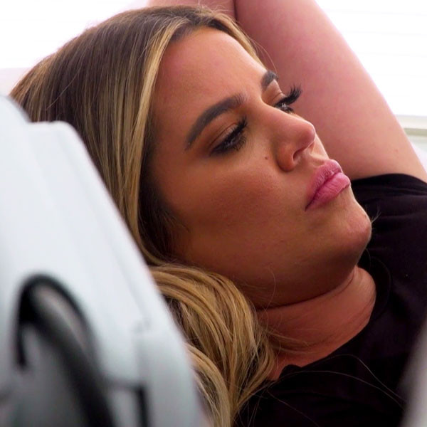 Khloe Kardashian, KUWTK 1314