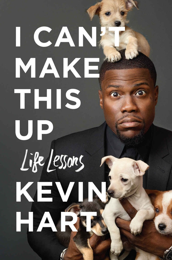 I Can't Make This Up: Life Lessons, Kevin Hart Book