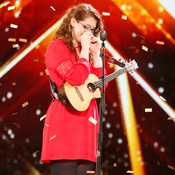 America's Got Talent, Mandy Harvey