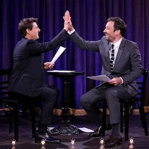 Jimmy Fallon, Tom Cruise, The Tonight Show