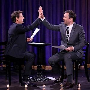 Jimmy Fallon, Tom Cruise, The Tonight Show