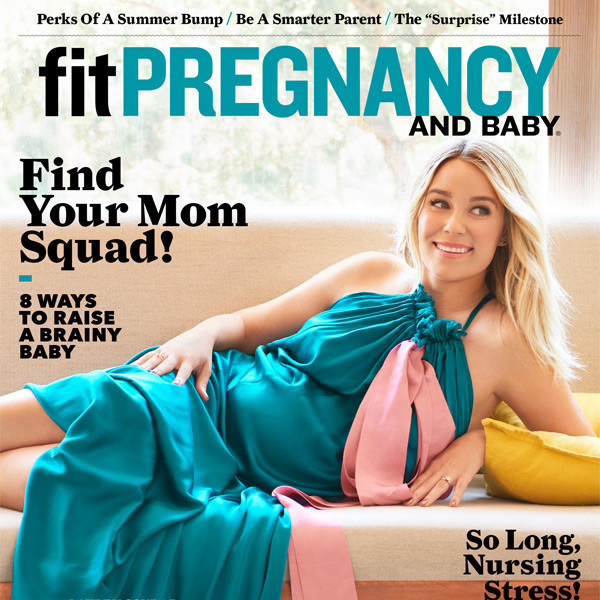 Lauren Conrad, Fit Pregnancy, Parents