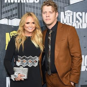 Miranda Lambert, Anderson East, 2017 CMT Music Awards, Couples