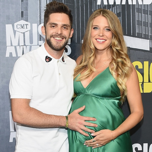 Thomas Rhett & Lauren Akins' Cutest Moments
