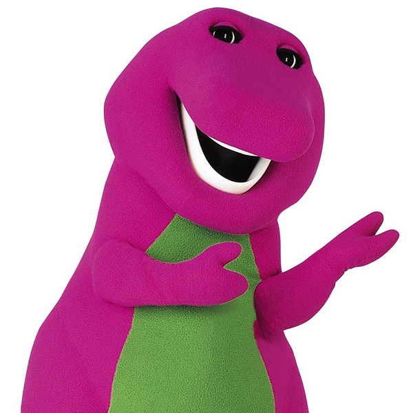 Get To Know The Man Behind The Big Purple Dinosaur The Real Life