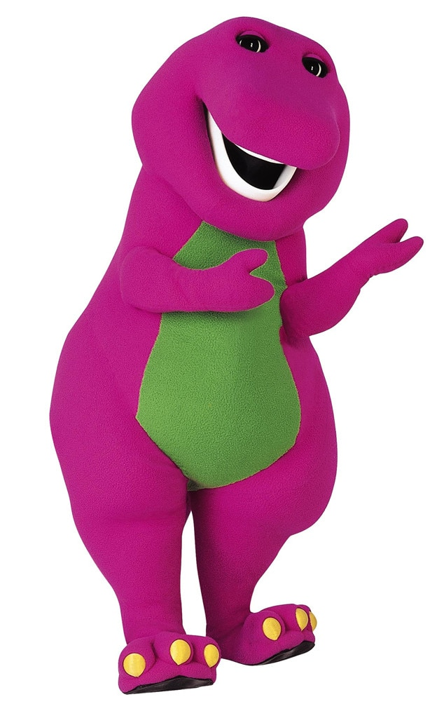 Get To Know The Man Behind The Big Purple Dinosaur The Real Life Barney on Baby Dinosaurs