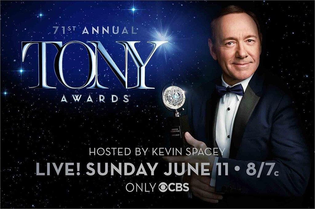 2017 Tony Awards, Kevin Spacey