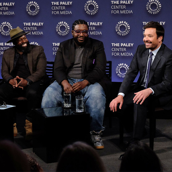 Black Thought, Questlove, Jimmy Fallon
