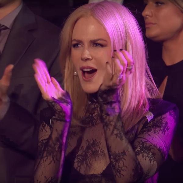 Nicole Kidman, Clap