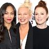 Julianne Moore, Zoe Saldana and Sia Team up to Raise Awareness for HIV/AIDS