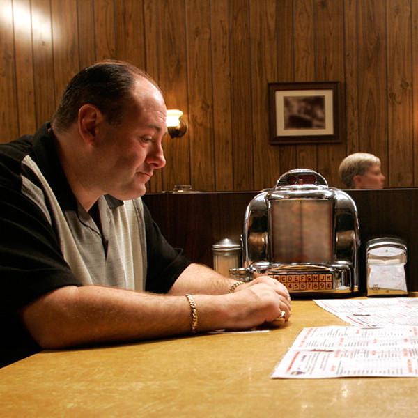 The Sopranos, James Gandolfini