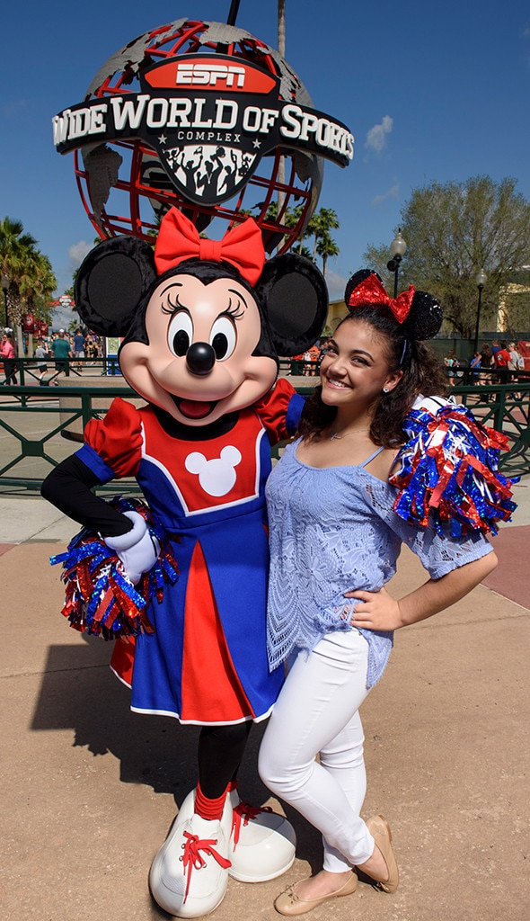 Laurie Hernandez, Disney Wide World of Sports Complex