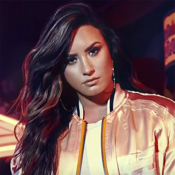 Demi Lovato Releases Anti-Hater Anthem 'Sorry Not Sorry'