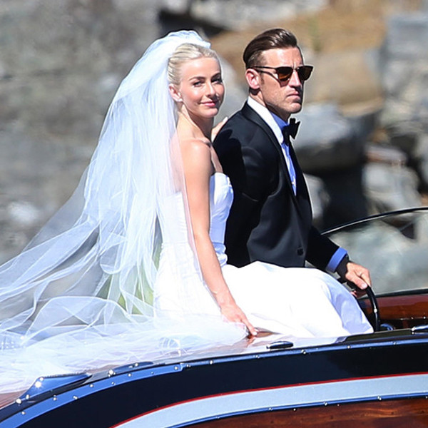 A Walk Through Julianne Hough and Brooks Laich's Breathtaking Wedding