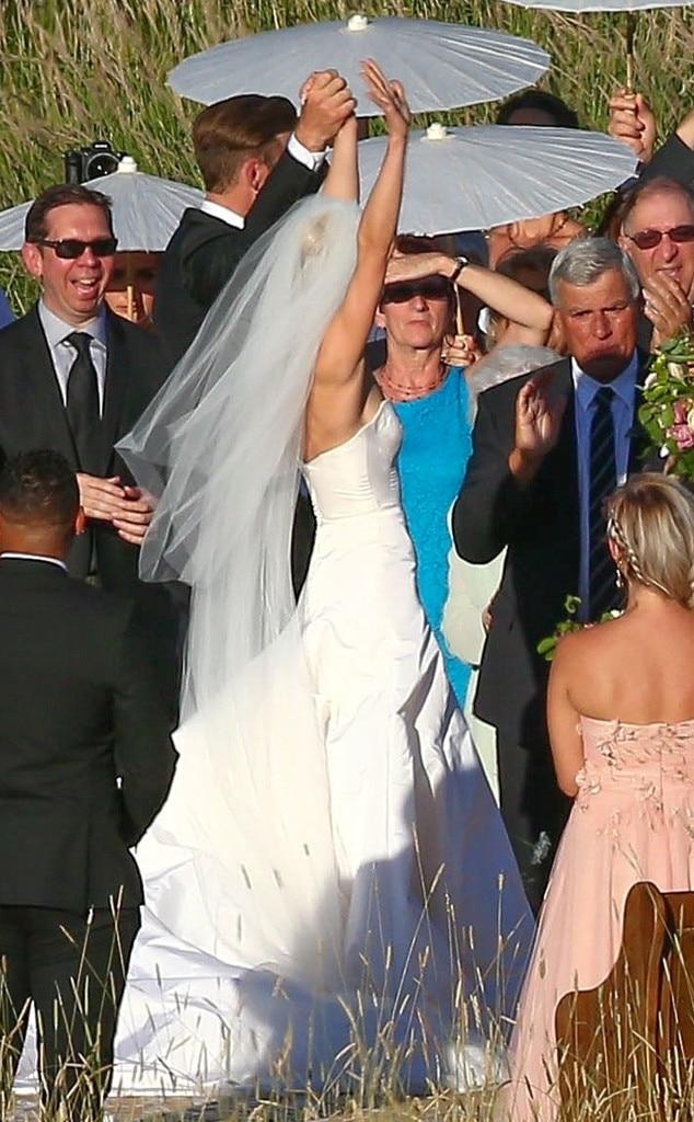 Hough end wedding