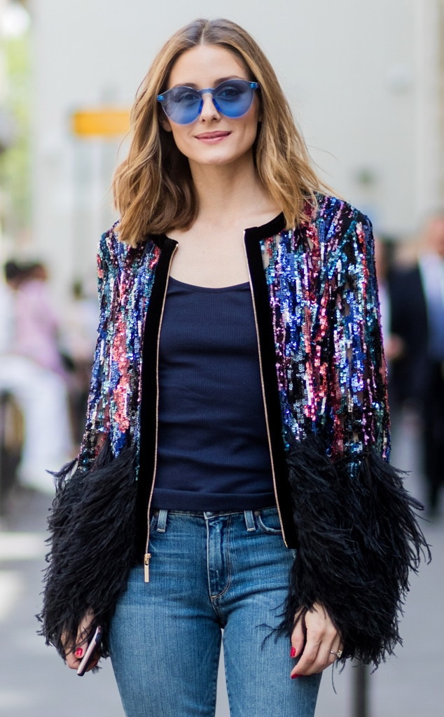 Olivia Palermo's $40 Sunglasses Really Do Look Designer