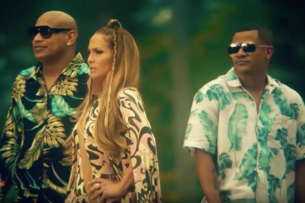 Watch Jennifer Lopez's New Music Video For 'Ni Tu Ni Yo'