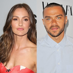 Minka Kelly, Jesse Williams